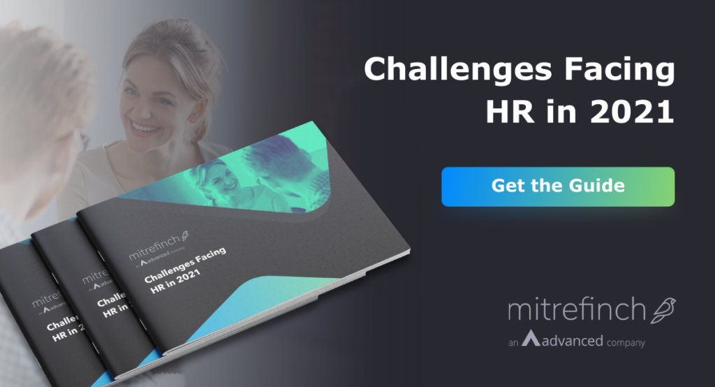 Challenges facing HR in 2021